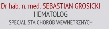 Specjalistyczna Praktyka Lekarska dr hab. n. med. Sebastian Grosicki